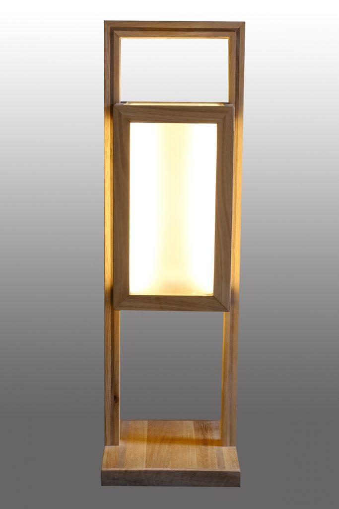 lampa cu sticla